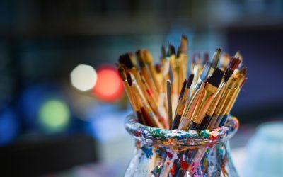 Vytvorte si kreatívne štúdio a buďte umelcom